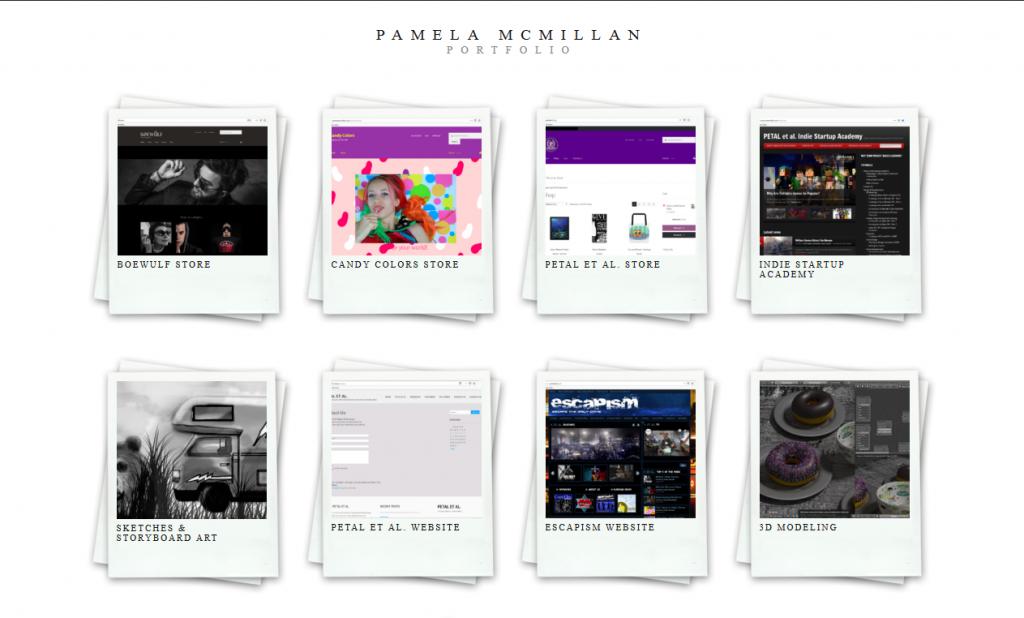 PamelaMcMillan.com